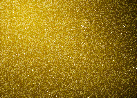 gold textured background: Gold sparkling glitter textured scales background Stock Photo