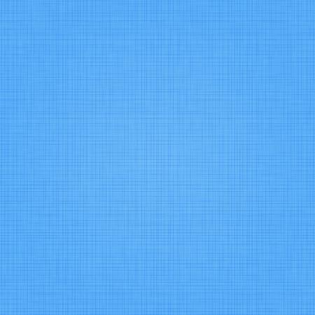 リアルな青リネン テクスチャ パターン。シームレスなキャンバス帆布のテクスチャです。