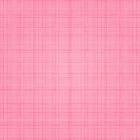 Realistic pink linen texture pattern. Seamless canvas sailcloth texture.  イラスト・ベクター素材