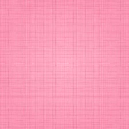 Realistic pink linen texture pattern. Seamless canvas sailcloth texture. Illustration