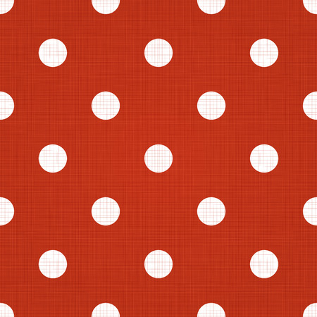 spotted: Spotted pattern. Vector seamless spotted pattern background. Linen spotted textile pattern. Polka dot pattern