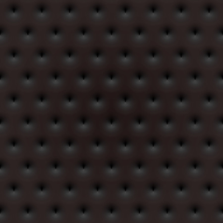 tenon: Black seamless button stitched texture. Chocolate cracker cookie