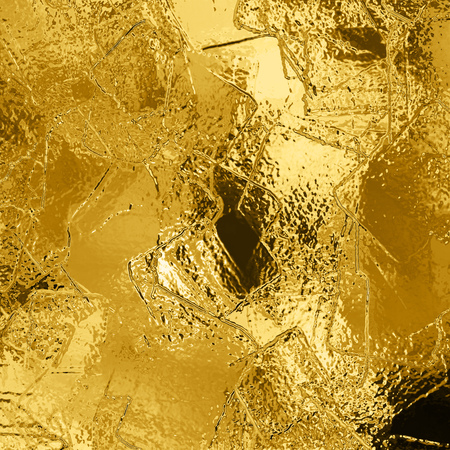 bronze background: Illustration of abstract gold background with copy space. Gold glitter background. Gold glittering texture. Hi-res golden grunge background. Metal plate texture