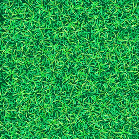 speelveld gras: Groen gras achtergrond. Gras textuur. Groen gras veld Stock Illustratie