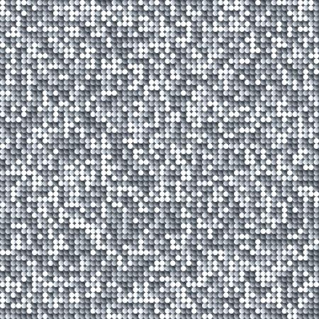 Shimmer sfondo trasparente con paillettes luccicanti. Scintillanti paillettes texture.