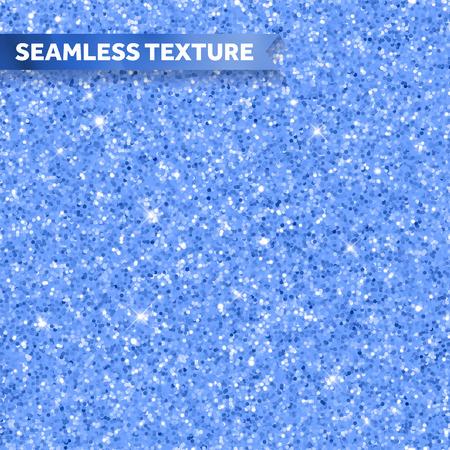 sequin: Blue glitter texture background