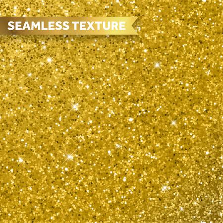 goldmedaille: Gold-Glitter Textur Hintergrund Illustration