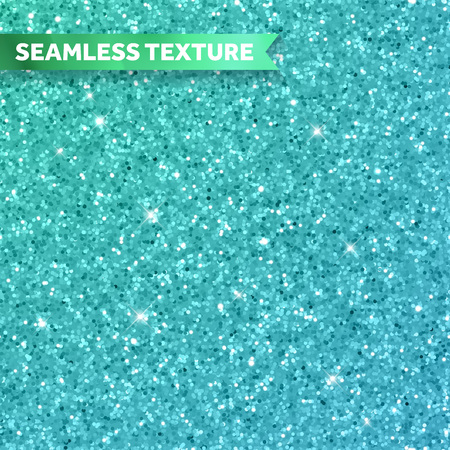 Green glitter texture for background Stock Vector - 47418491