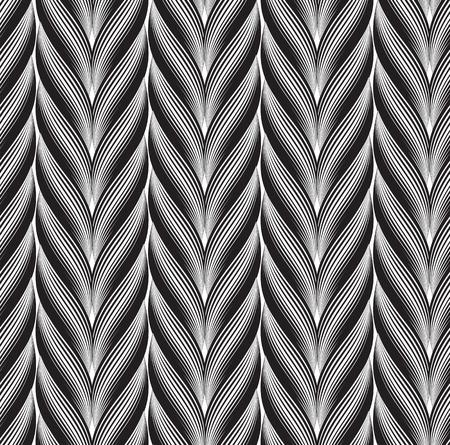 close knit: Seamless textile wool fibre weave graphic wallpaper pattern