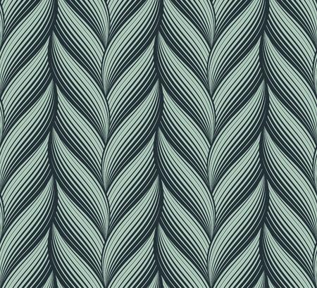 weave: Seamless textile wool fibre weave graphic wallpaper pattern