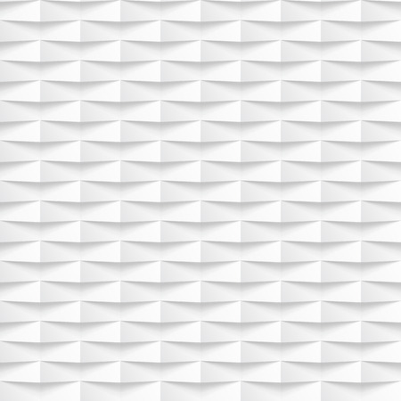 Vector white seamless tile textured panel background