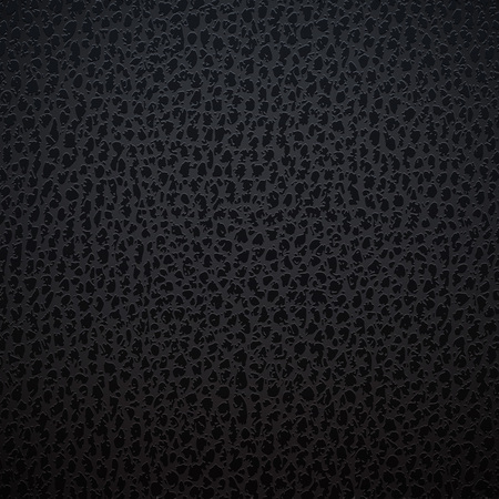 currying: Black natural leather texture background