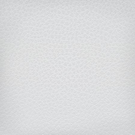 texture: Blanc cuir naturel texture de fond Illustration