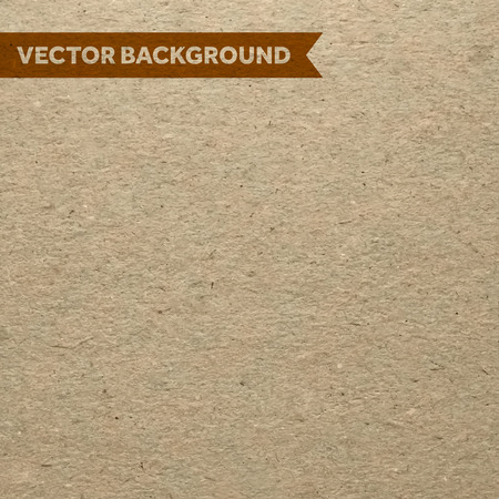 paperboard packaging: Carton cardboard textured paper background Illustration