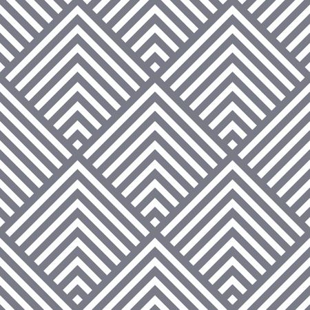 Wektor białym tle - bez szwu tekstury dla szablonu graficznego lub stronie układu, ściany dekoracji wnętrz. 3D wektora wnętrza wzór paneli ściennych. Geometryczny wzór trójkąta. Ilustracje wektorowe