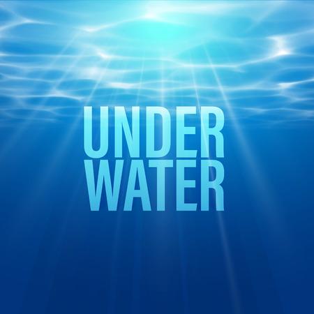 Wasser Textur Tapete auf transparentem Hintergrund. Sonnenlicht Reflexion. Lichtbeugung. Standard-Bild - 56876719