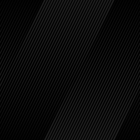 Vector Halftone Line Transition Abstract Wallpaper Pattern. Seamless Black And White Irregular Lines Background