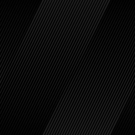 Vector Halftone Ligne Transition Abstract Wallpaper Pattern. Seamless noir et blanc irréguliers Lignes de fond