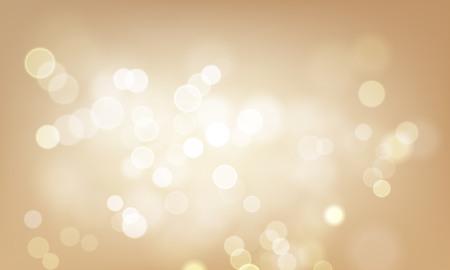 shine background: Gold light glittering vector background. Defocused shimmering blur effect of golden shine. Premium luxury design Illustration