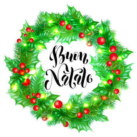 Buon Natale Meaning In English