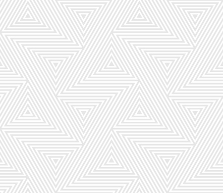 Abstract geometric pattern of triangle grid lines. Illustration