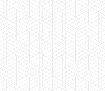 Geometric lines pattern on vector Bauhaus trendy modern texture with abstract seamless background Illustration