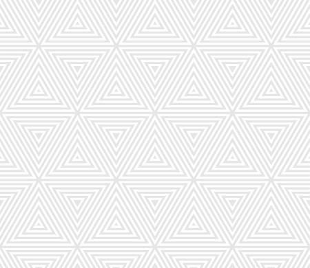 Abstract geometric pattern background of linear texture and vector seamless triangle modern Bauhaus grid lines