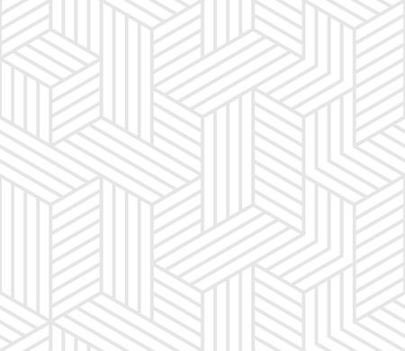 Abstract geometric lines and cubes 3D pattern.