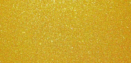 Christmas gold glitter background, golden shiny glittering shimmer pattern. Glittery sequins and gold foil confetti shine backdrop, Xmas card shimmer and luxury tinsel, gleam light effect background