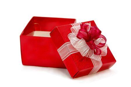 Opened gift box Stock Photo - 277796