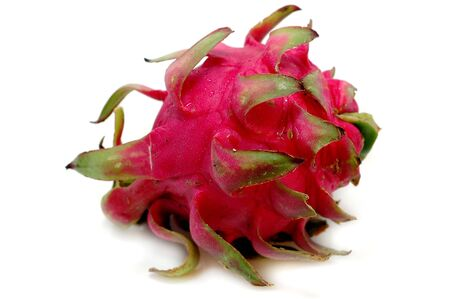 priceless: Dragon fruit - isolated Stock Photo
