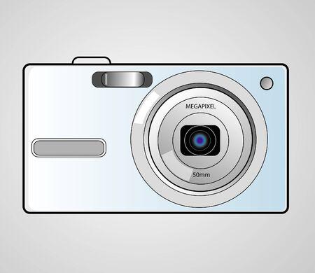 megapixel: Compact camera