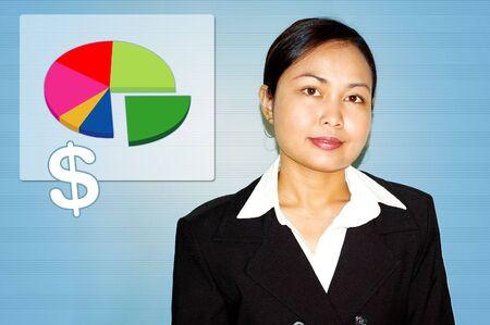 Marketing  - corporate women Stock Photo - 286596