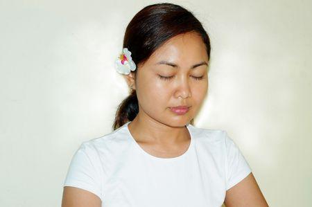 Women Meditation Stock Photo - 286597
