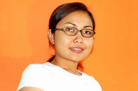 Asian Women portrait Stock Photo - 286583