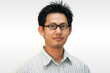 Corporate male portrait Stock Photo - 286558
