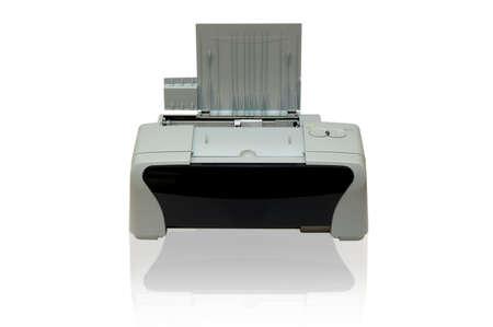 Home printer - reflection Stock Photo - 290087
