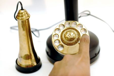 Dialing Stock Photo - 296197