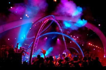 performace: Concert lighting