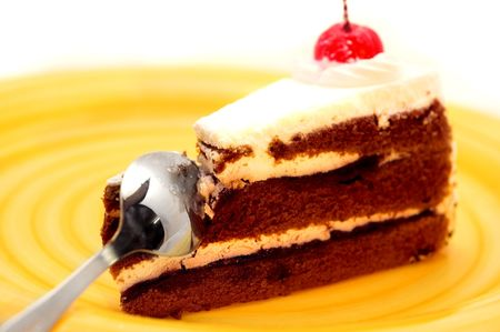 Piece of cake photo