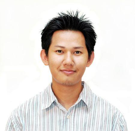 Asian male portrait Stock Photo - 297922