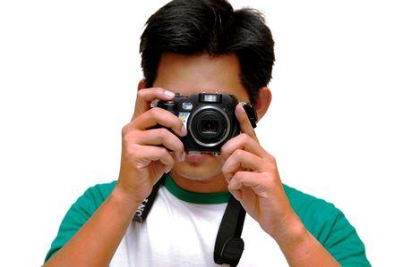 megapixel: The photographer