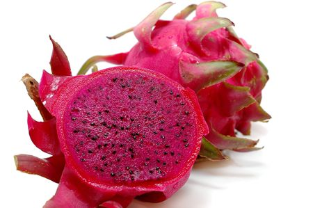 priceless: Red dragon fruits