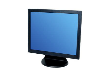 itc: Flat monitor screen