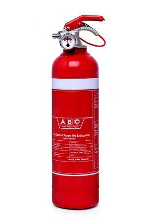extinguish: Fire extinguish