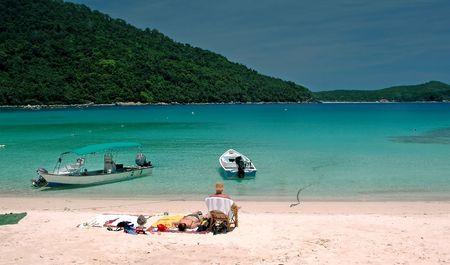 Beach vacation Stock Photo - 374304