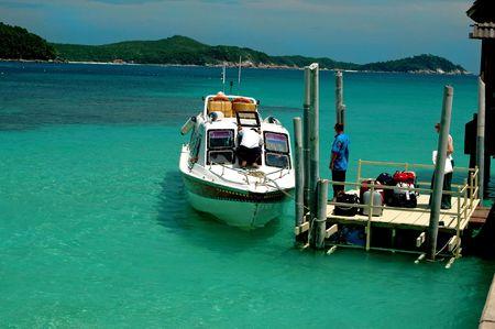 Passenger Boat Stock Photo - 374298