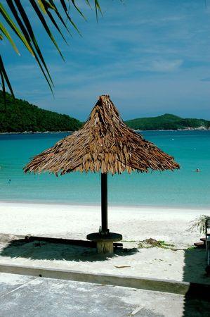 Cabana by the beach Stock Photo - 374288