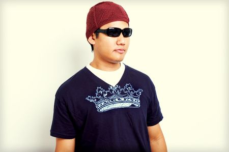 Cool guy Stock Photo - 540543
