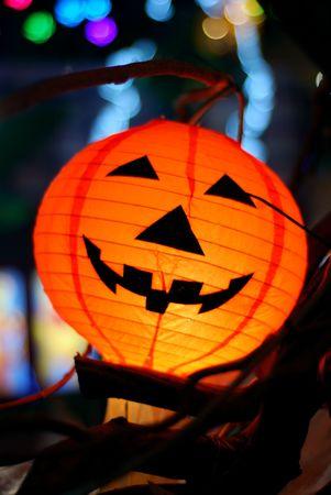 cucurbit: Halloween lantern